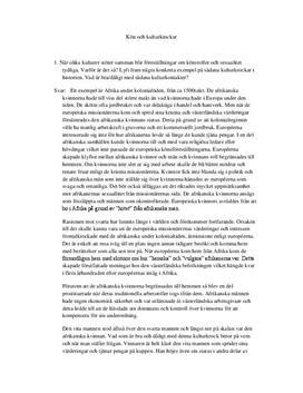Kön och sexualitet | Kulturkrockar
