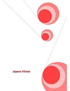Japans klimat | Fördjupningsuppgift