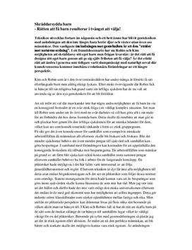 Argumenterande Text om Genteknik