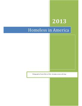 Homeless in America | Hemlös i USA