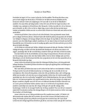 Soul Men av Annie Leibovitz | Bildanalys