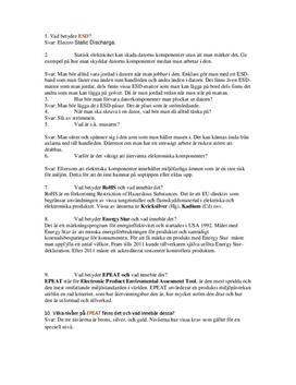 Datorteknik | Frågor och svar