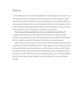 Lollipops and Guns |Blueprint A | Summary