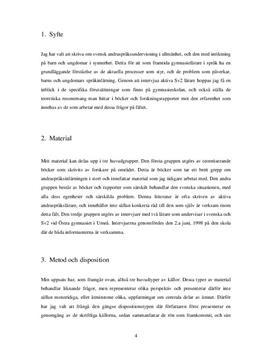 Andraspråksundervisning | Gymnasiearbete