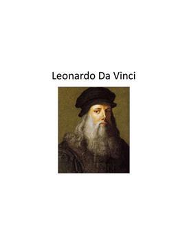 Leonardo da Vinci | Presentation