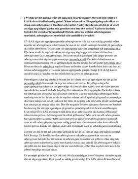 Affärsjuridik: | Lagar |Instuderingsfrågor