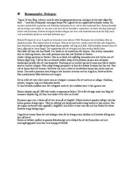 Dvärgen av Pär Lagerkvist | Bokanalys