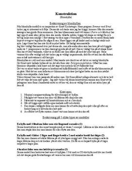 Konstruera en blomhylla | Fördjupningsuppgift