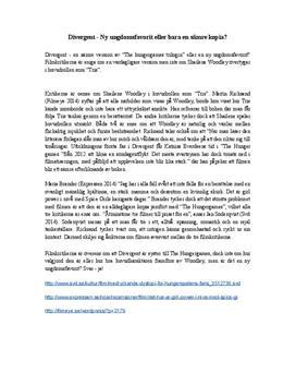 Filmen Divergent | Jämförelse av recensioner