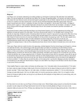 Objektpermanens | Undersökning