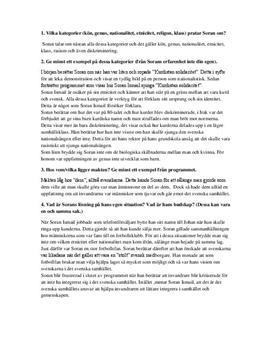 Soran Ismail i P1 2012 | Frågor och svar