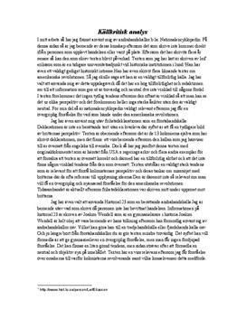 Amerikanska revolutionen | Sammanfattning
