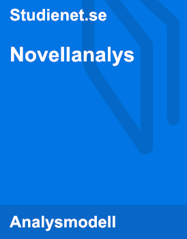Novellanalys | Guide
