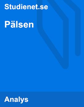 Pälsen | Analys